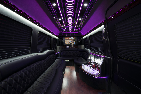 12 Passenger Party Buses Coral Springs