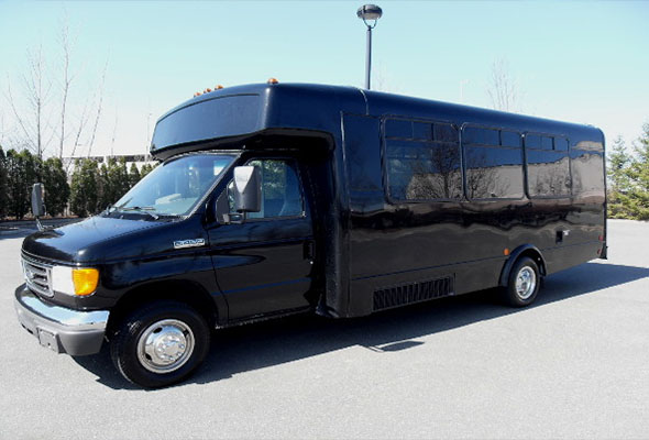 18 Passenger Party Buses Coral Springs