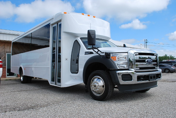 22 Passenger Party Bus Rental Coral Springs Florida