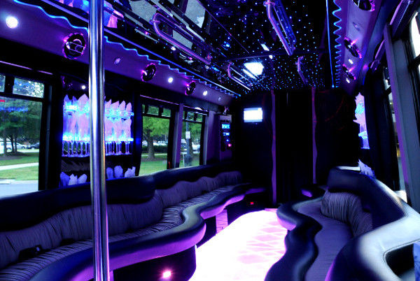 22 Seater Party Bus Coral Springs FL