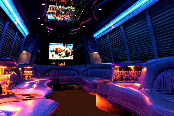 Coral Springs 18 Passenger Party Bus