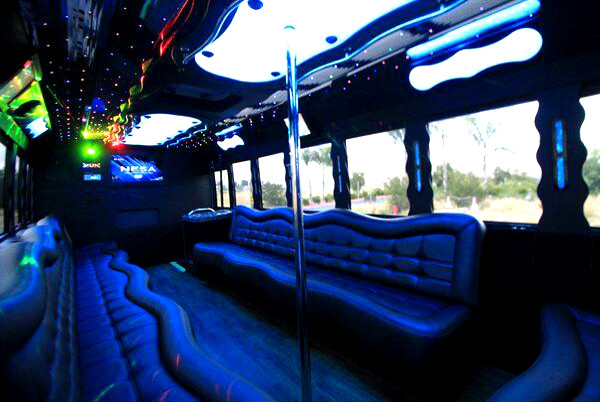 Party Bus For 40 People Coral Springs